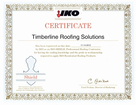 Timberline Roofing Solutions successfully completed Air Vent's Attic Ventilation: Ask the Expert Seminar